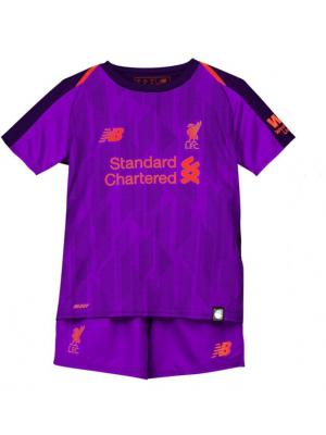Camiseta Liverpool 2a Equipacion 2018/2019 Niños