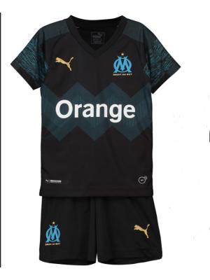 Camiseta Olympique de Marseille 2a Eq 2018/2019 Niño