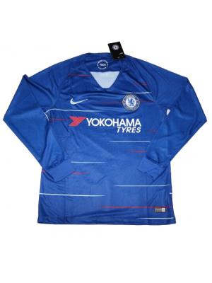 Camiseta De Chelsea 1a Equipacion 2018/2019 Manga larga