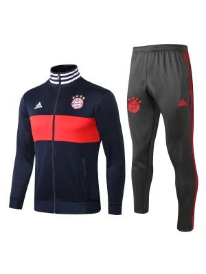 Chaqueta del Bayern Munich 2018-2019 Azul