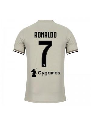 Camiseta Juventus 2a Equipacion 2018/2019 Ronaldo 7 Cygames