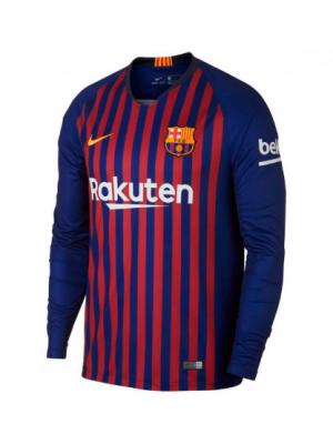 Camiseta Barcelona Primera Equipacion 2018/2019 ML