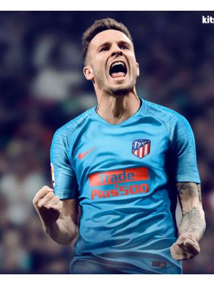Camiseta Atletico Madrid 2a Equipacion 2018/2019