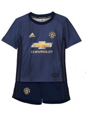 Camiseta De Manchester United 2a Eq 2018 2019 Niños 7de9fae78e320