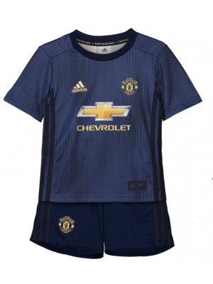 Camiseta De Manchester United 2a Eq 2018/2019 Niños