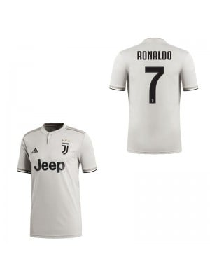 Camiseta Juventus 2a Equipacion 2018/2019 Ronaldo 7