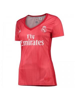 Camiseta Real Madrid 3a Equipacion 2018/2019 Mujer