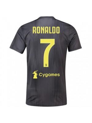 Camiseta Juventus 3a Equipacion 2018/2019 Ronaldo 7 Cygames