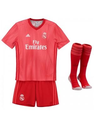 Camiseta Real Madrid 3a Equipacion 2018/2019 Niño