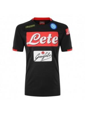 Camiseta Napoli Negro 2018/2019