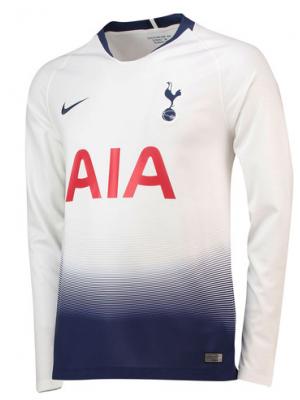 Camiseta Tottenham Hotspur Primera Equipacion 2018/2019 ML