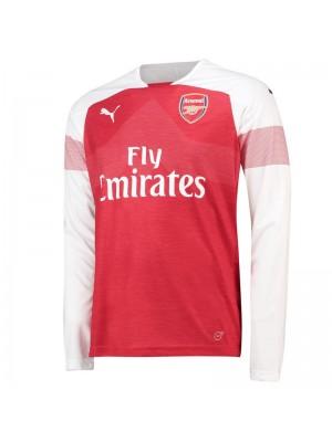 Camiseta Arsenal Primera Equipacion 2018-2019  Manga larga