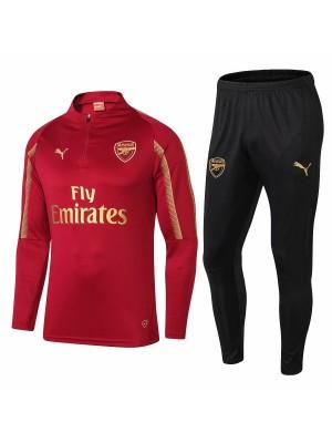 Chándal Rojo del Arsenal 2018/2019