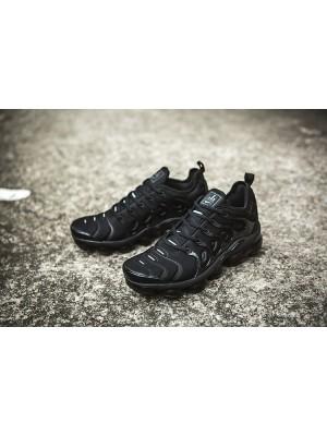 Air Vapormax Plus Negro