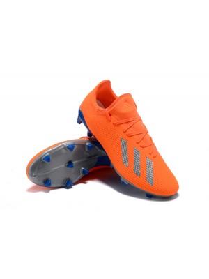 Adidas X 18.2 FG Naranja