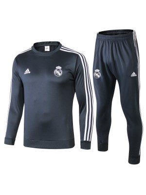 Chándal Del Real Madrid 2018/2019 Gris