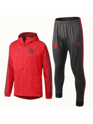2018-2019 Bayern Munich Cazadora Rojo