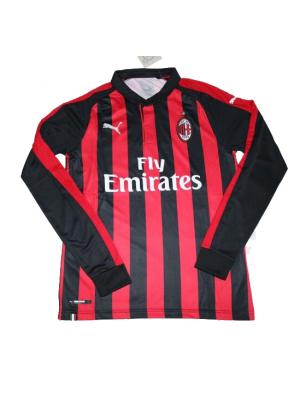 Camiseta AC Milan Primera Equipacion 2018/2019 ML