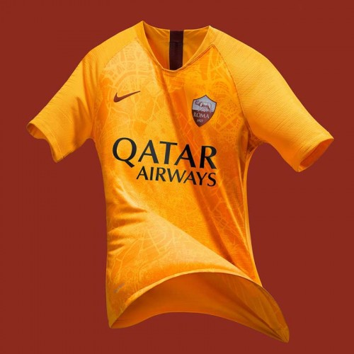 Camiseta De As Roma 3a Equipacion 2018 2019 2230611026631