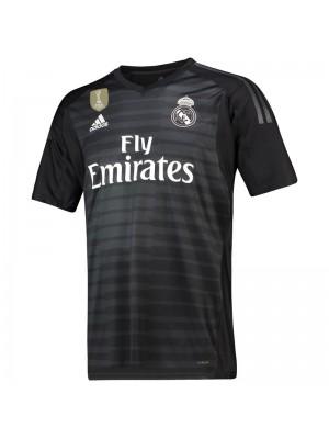 Camiseta de portero del Real Madrid 2018/2019 Negro