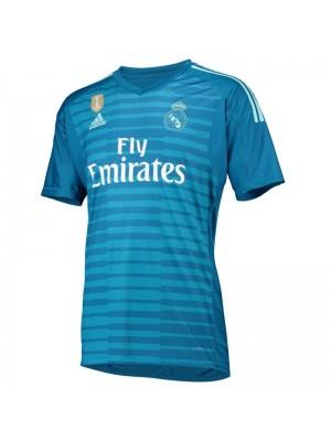 Camiseta de portero del Real Madrid 2018/2019 Azul