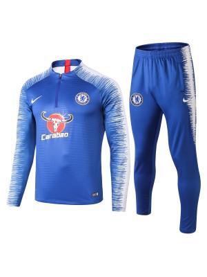 Chándales Chelsea 2018/2019 Azul Blanco