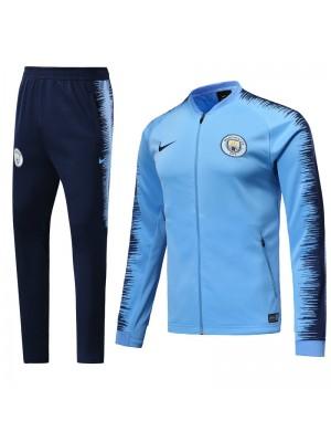 Chaqueta del Manchester City 2018/2019 Azul
