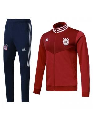 Chaqueta del Bayern Munich 2018/2019 Rojo