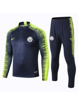 Chándal Manchester City 2018/2019 Azul