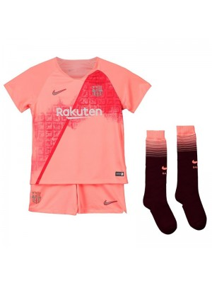Camiseta De Barcelona 3a Eq 2018/2019 Niños