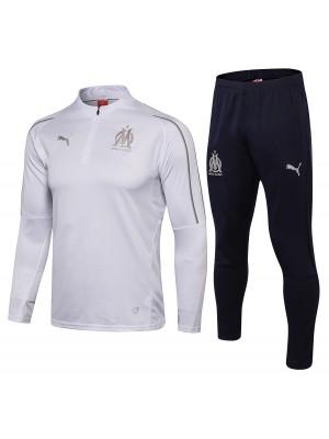 Chándal Olympique de Marseille Blanco 2018/2019