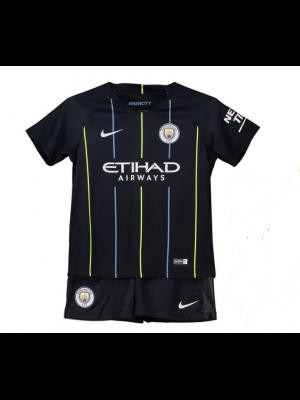 Camiseta Manchester City 2a Equipacion 18 19 Niños 86250f7743f2e