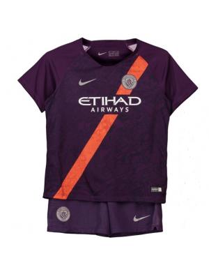 Camiseta Manchester City 3a Equipacion 18/19 Niños