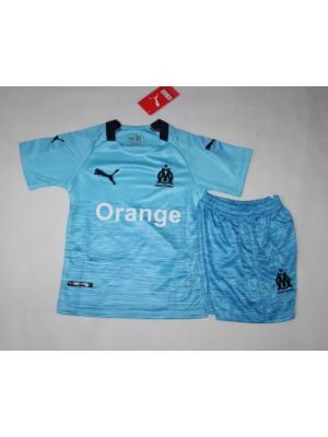 Camiseta Olympique de Marseille 3a Eq 2018/2019 Niño