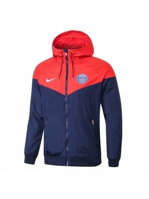 2018/2019 Paris Saint Germain Cazadora Azul Rojo