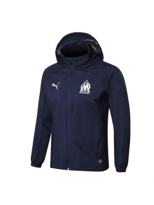 2018/2019 Cazadora Olympique Marseille Azul