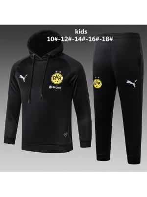Sudaderas con capucha Chándales Borussia Dortmund 2018/2019 Nergo Niños