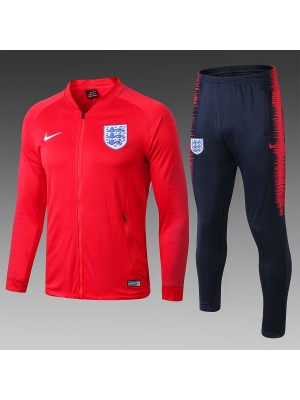 Chaqueta de Inglaterra 2018-2019 Rojo