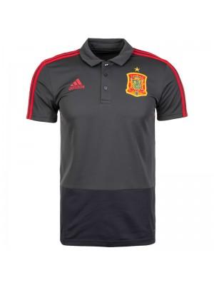 Mundial 2018 España Polo gris