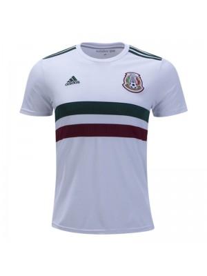 Camisas de Mexicano 2a equipación 2018