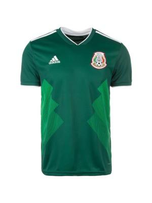 Camisas de Mexicano 1a equipación 2018
