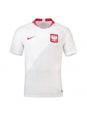 Camisas de Polonia 1a equipación 2018