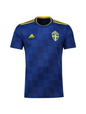 Camisas de Suecia 2a eq 2018