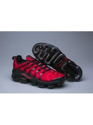 Air Vapormax Plus Rojo Negro