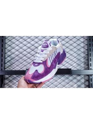 Yeezy 700 Yung-1 Blanco Púrpura