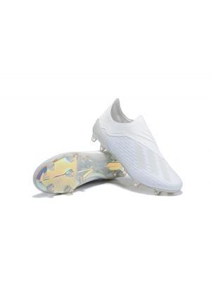 Adidas X 18+ FG Blanco