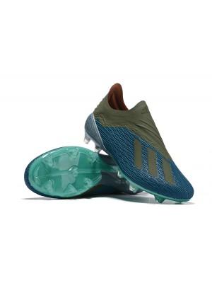 Adidas X 18+ FG Verde Oscuro