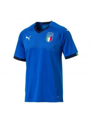 Camiseta De Italia 1a Equipacion 2018