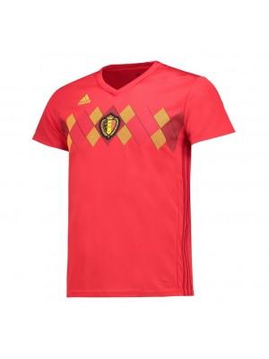 Camisas De Bélgica 1a Equipacion 2018