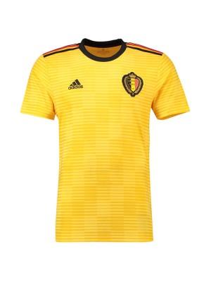 Camisas De Bélgica 2a Equipacion 2018